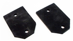 1982 - 1992 Door Jam Alignment Wedge to Body Rubber Seals