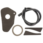 1969 Firebird Cowl and Firewall Gasket Seal Set