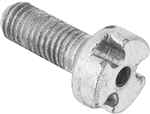 1991 - 1992 Firehawk Ronal R15 Style 5-Spoke Aluminum Wheel Center Cap Bolt, Each,