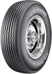 "F70-14 Goodyear Speedway ""Wide Tread"" Raised White Letter Tire"