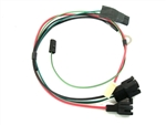 1977 - 1980 Firebird Air Conditioning Compressor Jumper Wiring Harness, Pontiac 301 Engine