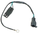 1980 - 1981 Air Conditioning Compressor Jumper Wiring Harness