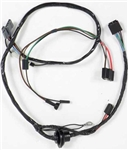 1975 - 1976 Firebird Air Conditioning Wiring Harness, Engine Compartment Side for 6 Cylinder, Early Production