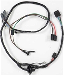 1975 - 1976 Firebird Air Conditioning Wiring Harness, Engine Compartment Side for V8
