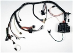 1977 Firebird Dash Wiring Harness, Without Tachometer and Gauge Package Option, EXPORT ONLY