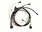 1967 Firebird Engine Wiring Harness, V8 with Manual Transmission