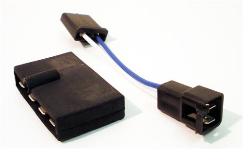 [SCHEMATICS_4ER]  1967 - 1969 Firebird Alternator Conversion Wiring Harness Kit, SI   Alternator Conversion Wiring Harness      Firebird Central