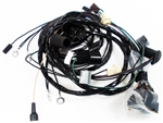 1969 Firebird and Trans Am Front Headlight Wiring Harness