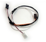 1974 - 1978 Tachometer Wiring Harness with H.E.I. Distributor