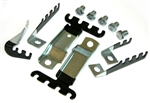 1968 Pontiac Firebird Spark Plug Wire Separators & Looms for all V8 without AC, 11pc