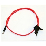 1969 Firebird Power Accessory Lead Wire Harness