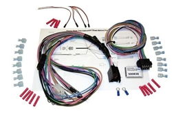 1967 - 1968 Autometer Dash Gauge Cluster Wiring Harness Kit