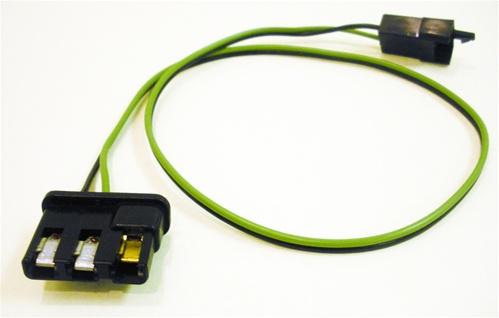 1967 firebird radio wiring 1967 - 1969 firebird speaker wiring harness, front center ...