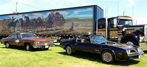 Bandit SE Trans Am Special Edition Firebird Restoration