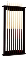 Brunswick Metro Pool Cue Wall Rack