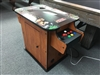 Classic Cocktail Style Console Video Game Table