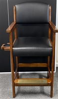 Classic Player's Chair by Brunswick