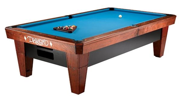Awe Inspiring Diamond Pro Am Pool Table Home Remodeling Inspirations Gresiscottssportslandcom