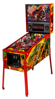 Deadpool Limited Edition Pinball