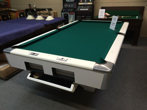 Gandy 8 Foot Pro Pool Table