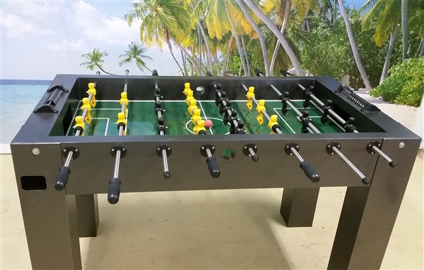 outdoor foosball table rh pooltablesflorida com outdoor foosball table costco outdoor foosball table for sale