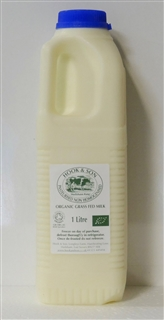 1 Litre Poly Pasteurised