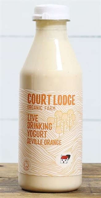 Seville Orange Bio-Live Fruity Yogurt Drink 250ml