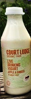 Apple & Ginger Bio-Live Fruity Yogurt Drink 500ml
