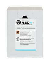 HP FB250 Scitex UV Curable 3 Liter Ink Cartridge CH220A Lt Cyan
