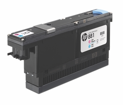 HP 881 Latex Printhead CR329A Lt Mag Lt Cyan