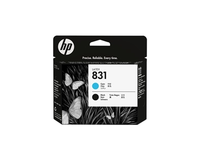 HP 831 Latex Printhead CZ677A Cyan-Black