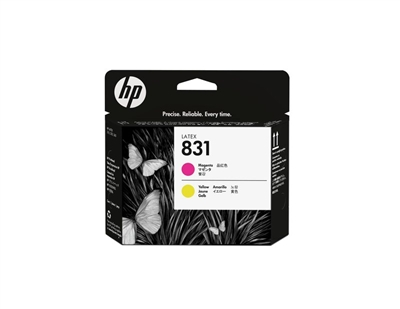 HP 831 Latex Printhead CZ678A Yellow-Magenta