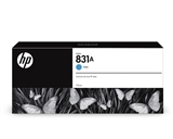 HP 831 Latex Ink Cartridge CZ683A Cyan