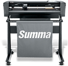SummaCut Series D75 30in Vinyl and Contour Cutter
