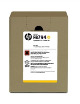 HP FB794 Scitex UV Curable 3 liter Ink Cartridge G0Y95A Yellow