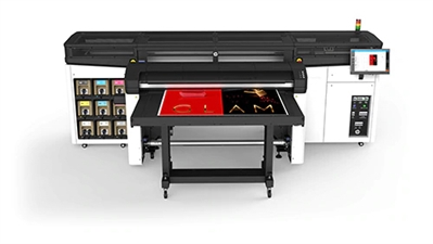 HP Latex R1000 Plus 64in Flatbed Printer