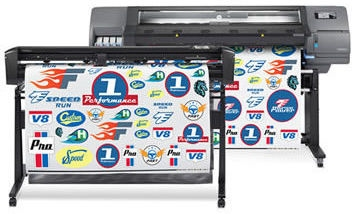 HP Latex 315 Print and Cut Solution L315PC