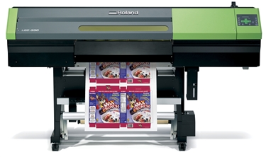 Roland VersaUV LEC-330 UV Printer/Cutter