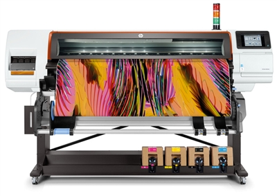 "HP Stitch S500 64"" Dye Sublimation Printer"
