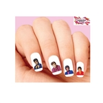 Conway Twitty Assorted Waterslide Nail Decals