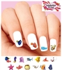 Finding Dory Assorted Set of 20 Waterslide Nail Decals