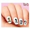 Frida Kahlo Assorted #1 Set of 20 Waterslide Nail Decals