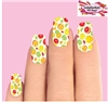 Fruit Orange Lime Lemon Grapefruit Set of 10 Full Waterslide Nail Decals
