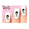 Halloween Bride of Frankenstein Monster Waterslide Nail Decals