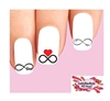Infinity Love Heart You & Me Assorted Waterslide Nail Decals