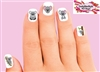 Koala Assorted Set of 20 Waterslide Nail Decals