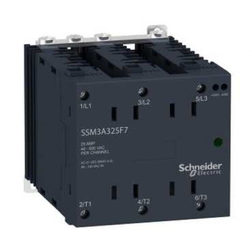 Zelio 3 Phase Solid State Relay - Solid State Relay Ir