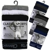 Classic Sports Cotton Boxer Shorts