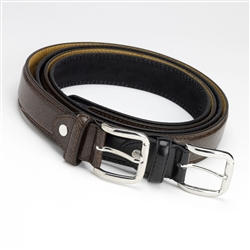 Mens Bonded Leather Belt