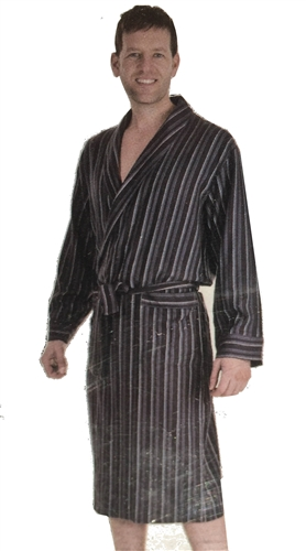 Haigman Mens Dressing Gown · Larger Photo ... 23d532ca3